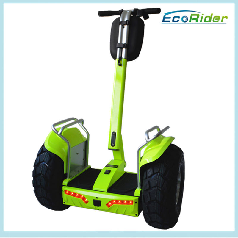 Segway electric off road scooter Two Wheel Free Standing 125Kg Max Load For Adult