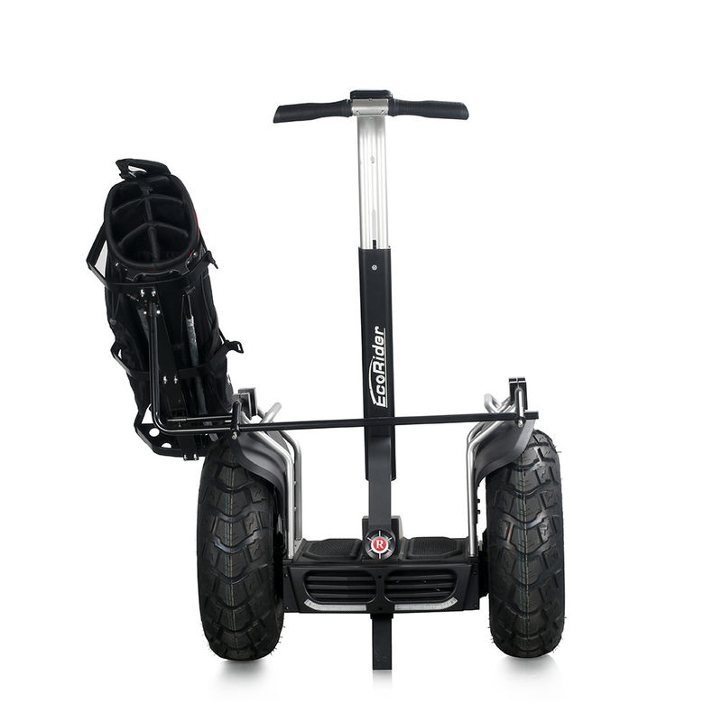 Off Road Self Balance Electric Scooter Big Wheel 4000w 45 Degrees Climb Capability